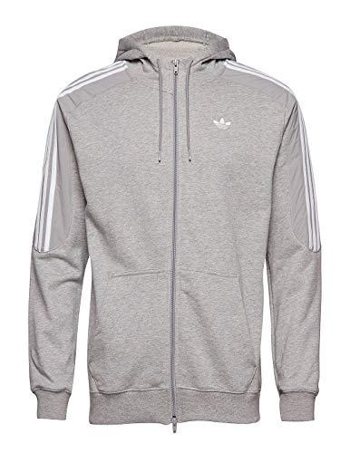 Hoodie Zip Adidas Radkin 3-Stripes Adidas Zip-hoodie