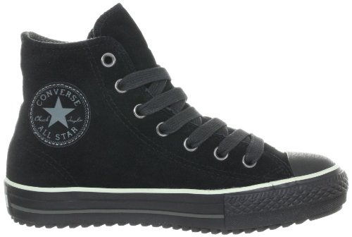 Converse Converse Winterboot Mid Converse Winterboot Mid Suede Black, Baskets mode mixte adulte Noir - Schwarz (Black)