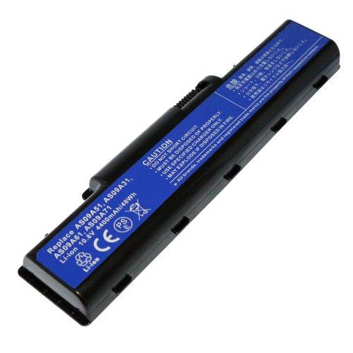 Power Smart® 10,80 V 4400 mAh batterie pour Acer Aspire 4732, 4732Z, 5732Z, 5732ZG