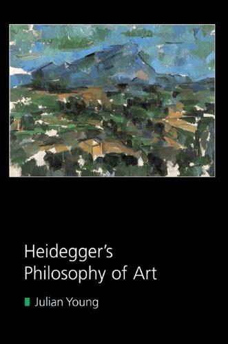 Heidegger's Philosophy of Art Paperback