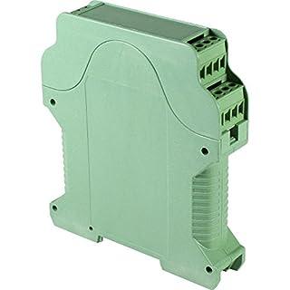 Enclosure Din Rail Axxatronic cvb-plus1-con Polyamide Green 112x 99x 22.51PC (S)