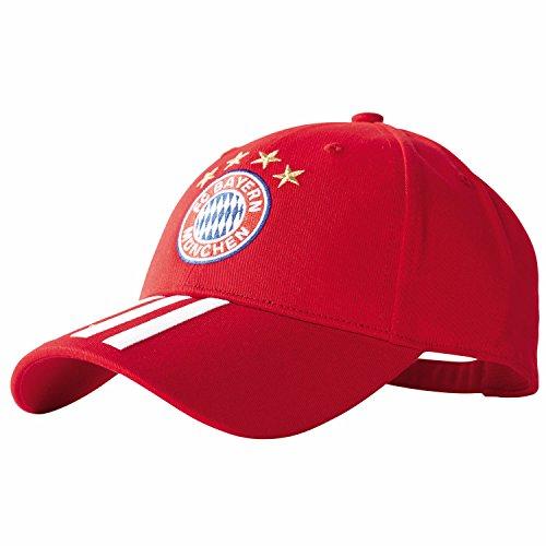 adidas FCB 3S CAP FC Bayern München XXL rot
