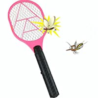 Gaddrt Electric Tennis Bat Racket Mosquito Killer, Handheld Insect Fly Bug Wasp Swatter from Gaddrt