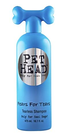 Pet Head Fears for Tears Tearless Shampoo, 475 ml