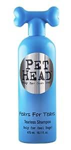 Pet Head Fears for Tears Tearless Shampoo, 475 ml