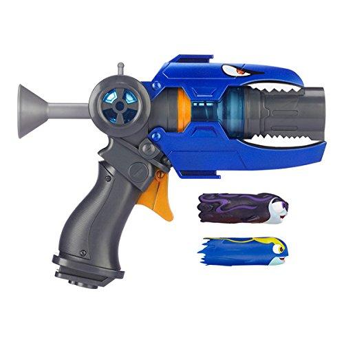 GIOCHI - Slugterra Bleu Basic Blaster avec 2 Slugs