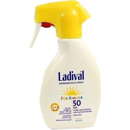 Ladival Für Kinder LSF 50, 200 ml Spray