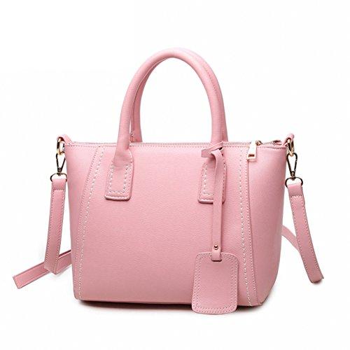 Borse donna/Semplice borse per l'autunno/inverno/ modello di Litchi bag/Confezioni di ala/borsa a tracolla Incline-A A