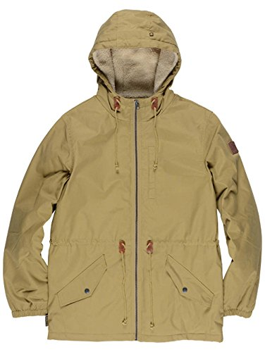 Element Stark Jacke canyon khaki