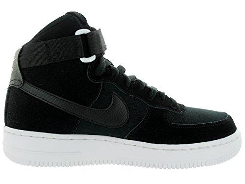 Nike Air ForceHigh Sport Entraîneur Chaussures garçon Black/Black/White
