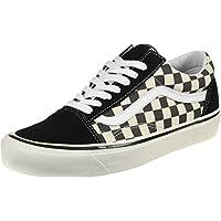 Vans Old Skool Mens Athletic & Outdoor Shoes, Multicolour (Anaheim Fac OAK), 9.5 UK (44 EU)