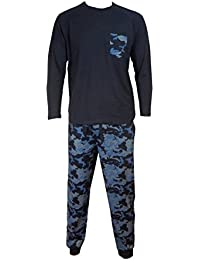 **Great Value** Mens Camouflage Pyjama Set.Big Sizes Available