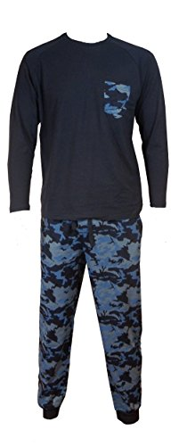 Pijamas para Hombres Camuflaje 3XLARGE