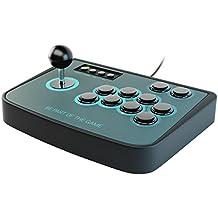 Lioncast Arcade Fighting Stick für PC, PS3, PS2 Controller Joystick