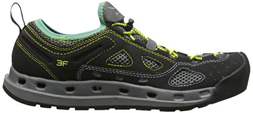 SALEWA - Ws Swift, Scarpe Sportive Outdoor Donna Nero (Black Out/Swing Green_0498)