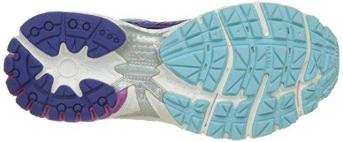 Brooks Damen Vapor 4 Laufschuhe Blau (Clematis Blue/violet Indigo/purple Cactus Flower)