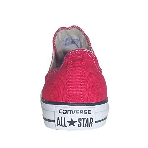 Converse Chuck Taylor All Star Low Top Rosso