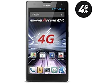 HUAWEI Ascend G740 - gris - Smartphone