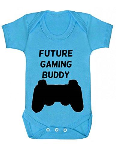 zukunft-gaming-buddy-playstation-controller-stil-parodie-gamer-eltern-geschenk-baby-body-strampler-w