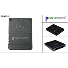 Digital Gaming World® 64-MB Memory Card For PS-2