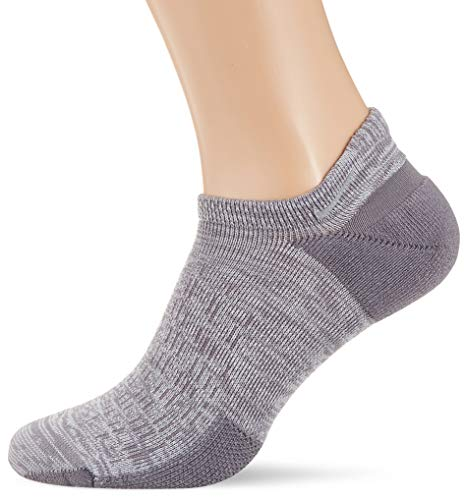 Nike U NK SPARK CUSH NS Unisex-Erwachsene Socks, Grau (gunsmoke/Vast grey/Reflective/036), 46-48 EU (11-12.5 UK) (2015 Nike Socken)