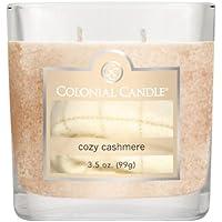 Colonial Candle Kerze 3–1/-/Bratenspritze duftende Oval Glas beige preisvergleich bei billige-tabletten.eu