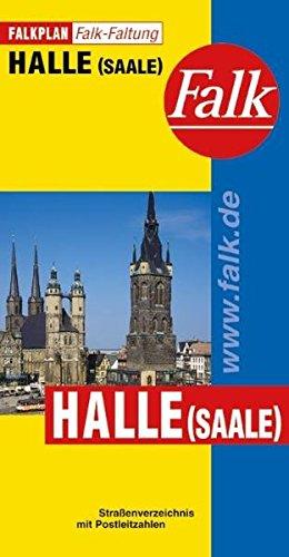 Falkplan Falk-Faltung Halle (Saale)