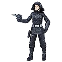 Star Wars The Black Series 40th Anniversary Death Squad Commander, 6-inch Action Figure