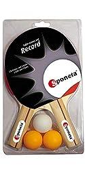 """Sponeta Tischtennisset """"Record"""""""