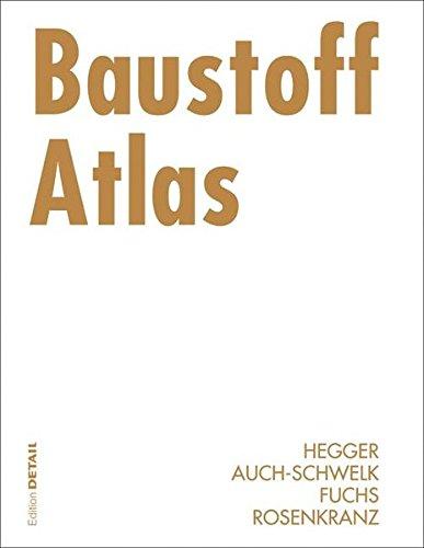 Baustoff Atlas (DETAIL - In Kunst Der Der Rosenkranz