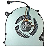 wangpeng New CPU Cooling Fan Cooler For HP Elitebook 745-G2 750-G2 755-G2, ZBook 14, P/N: 803016-001 730792-001