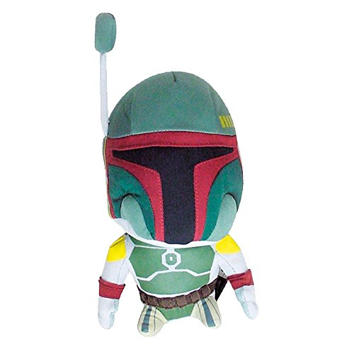 Boba 7 Fett Star Wars ([UK-Import]Star Wars Boba Fett Super Deformed 7