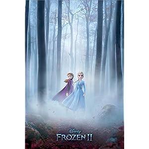 Frozen 2 Poster Disney – 61 x 91,5 cm