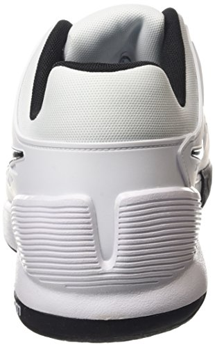 Nike Zoom Cage 2, Chaussures de Tennis homme Blanc (white/black/cool Grey)