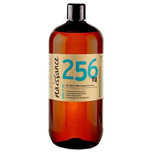 Naissance Johanniskraut Öl - hypericinfrei 1 Liter (1000ml)