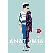 Anatomía: Troquelados e ilustraciones para observar el cuerpo humano (Libros para los que aman los libros)