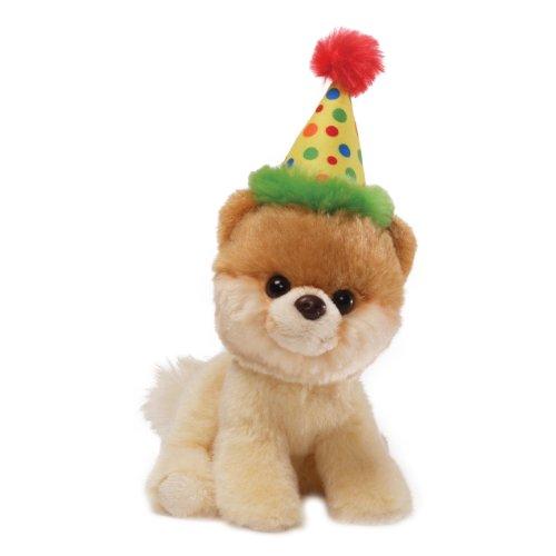 Preisvergleich Produktbild Enesco 4034210 Gund Plüsch Happy Birthday Itty Bitty BOO, 12 cm