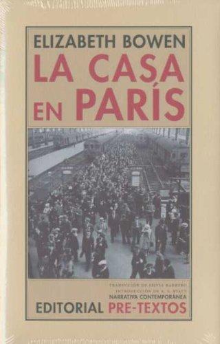Portada del libro La casa en París (Narrativa Contemporánea)