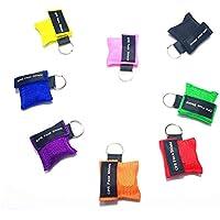 EinsAcc Cpr Maske Schlüsselanhänger 8 Stücke CPR Face Shield Erste Hilfe preisvergleich bei billige-tabletten.eu