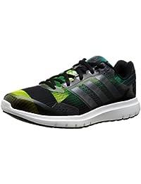 Adidas Performance Duramo 7,1 M Zapatilla deportiva, crudo cal / gris / verde, 6,5 M con nosotros