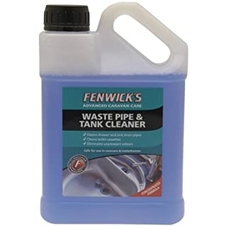 FENWICKS WASTE PIPE AND TANK CLEANER - 1 LITRE - 358185