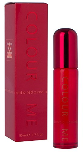Colour Me Red Parfum de Toilette Spray for Women 50 ml