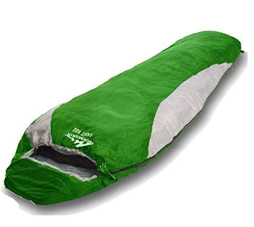 Norskskin L Mumienschlafsack Light 600 extrem Leichter Schlafsack unter 700 Gram
