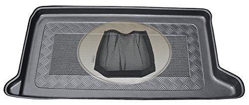 Preisvergleich Produktbild ZentimeX Z3037683 Kofferraumwanne + Klett-Organizer für Ford Ka 2 Concept Schrägheck Hatchback 3-türer 2008-2016