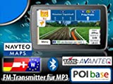 NavGear 5 Navigationssystem StreetMate RSX-50-3D Westeuropa