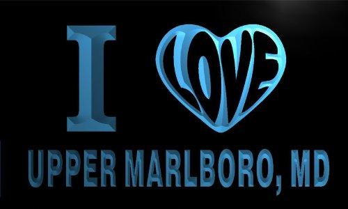 v57513-b-i-love-upper-marlboro-md-maryland-city-limit-neon-light-sign