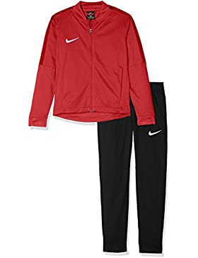 Nike Academy16 Yth Knt Tracksuit 2, Chandal Infantil, Multicolor (Rojo/Negro/Blanco), XL