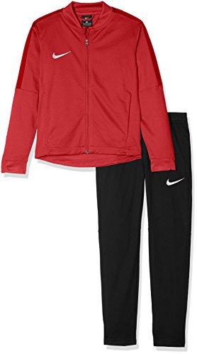 Nike - Academy 16 - Survêtement - Mixte Enfant - Rouge (University Red/Black/Gym Red/White) - L