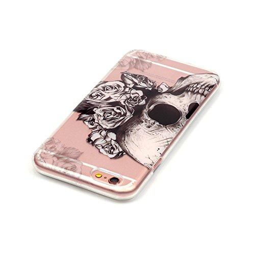 "MOONCASE [Anti-dérapante] TPU Silicone Housse Coque Etui Gel Case Cover Pour iPhone 6 Plus / 6S Plus 5.5"" YH11 YH - 14"