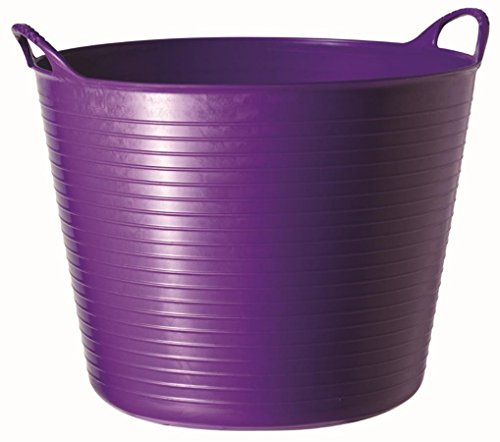 tubtrugs-26l-medium-flexible-2-handled-recycled-tub-purple